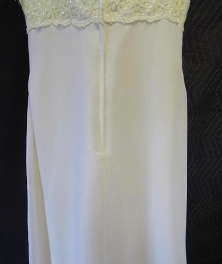 Alfred Angelo 8102 Traditional Wedding Dress Size 16 (XL, Plus 0x) Image 3