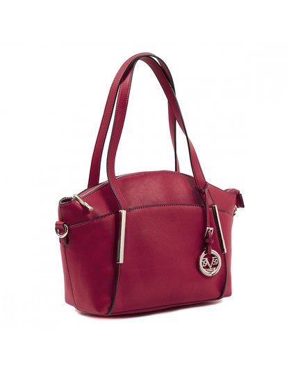 Versace Tote in Bordeaux Image 1