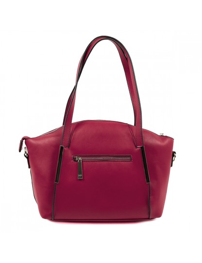 Versace Tote in Bordeaux Image 4