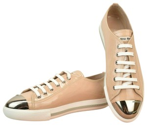 Miu Miu Beige Athletic