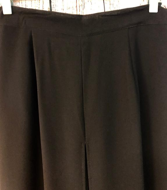 Betsy Lauren Relaxed Pants BLACK Image 3
