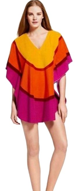 Preload https://img-static.tradesy.com/item/25552898/marimekko-for-target-pink-womens-poncho-cotton-top-cover-upsarong-size-8-m-0-1-650-650.jpg