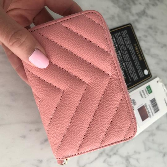 Chanel Chanel Classic Coin Purse in Matte Pink Caviar Image 3