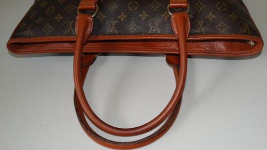 Louis Vuitton Vintage Sac Weekend French Co Tote in Brown Image 6