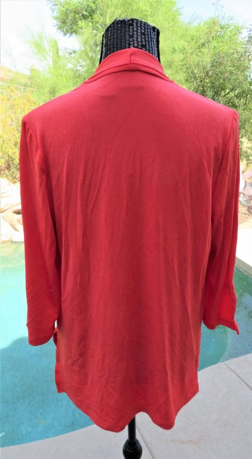 Chico's Coral Jacket Image 4