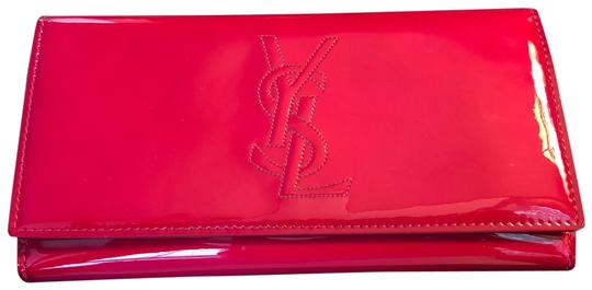 Preload https://img-static.tradesy.com/item/25552997/saint-laurent-rouge-oreint-belle-de-jour-wallet-0-1-540-540.jpg