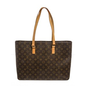 Louis Tote in Brown