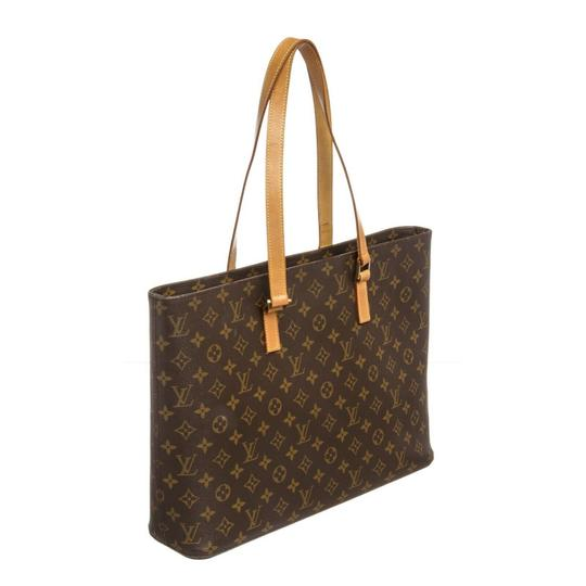 Louis Tote in Brown Image 1