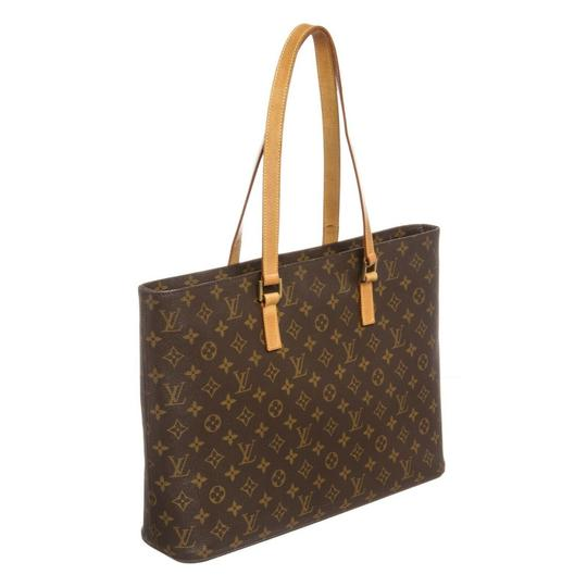 Louis Tote in Brown Image 2