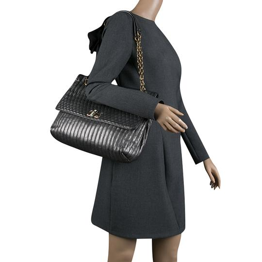 Lanvin Leather Shoulder Bag Image 2
