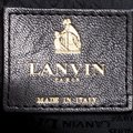 Lanvin Leather Shoulder Bag Image 6