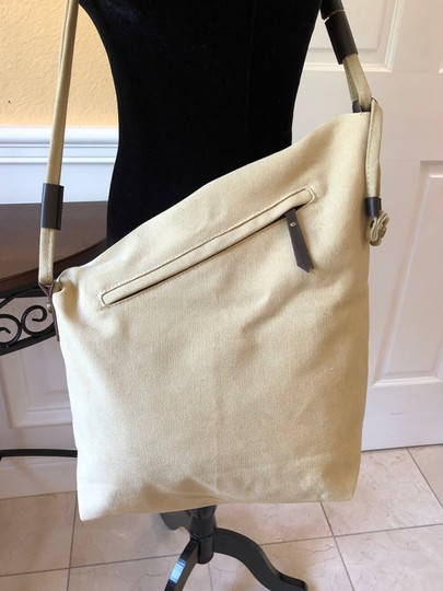Other Canvas Fold Lightweight Cross Body Bag Image 1