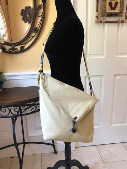 Other Canvas Fold Lightweight Cross Body Bag Image 3