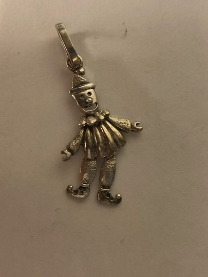 Other Smiling Happy Clown Movable Pendant Image 2