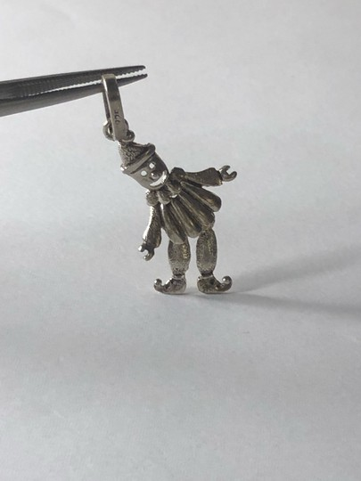 Other Smiling Happy Clown Movable Pendant Image 8