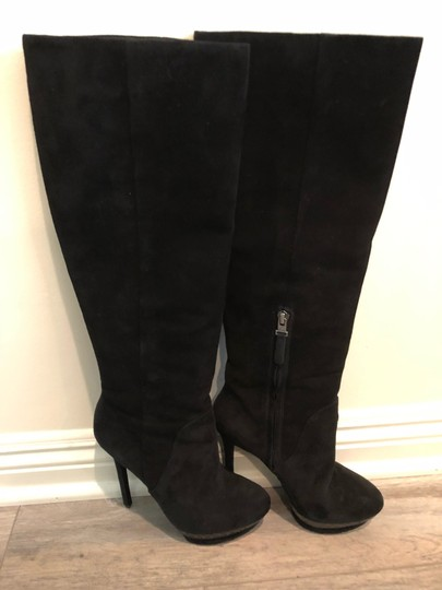 Brian Atwood black Boots Image 3