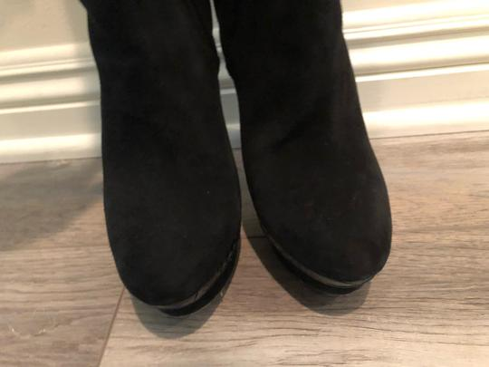 Brian Atwood black Boots Image 4