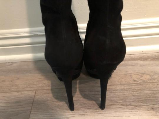 Brian Atwood black Boots Image 5