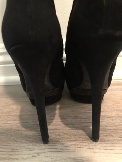 Brian Atwood black Boots Image 6