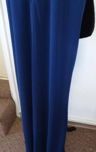 Alfred Angelo Charcoal 8111l Traditional Bridesmaid/Mob Dress Size 6 (S)