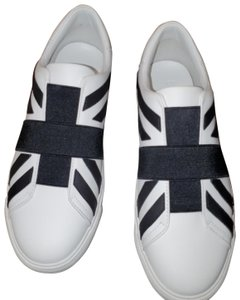 Burberry London White Athletic
