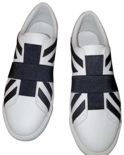 Burberry London White Athletic Image 0