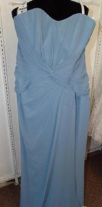 Alfred Angelo Once Upon A Time 7405 Traditional Bridesmaid/Mob Dress Size 14 (L)