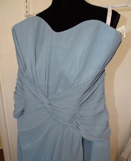 Alfred Angelo Once Upon A Time 7405 Traditional Bridesmaid/Mob Dress Size 14 (L) Image 1