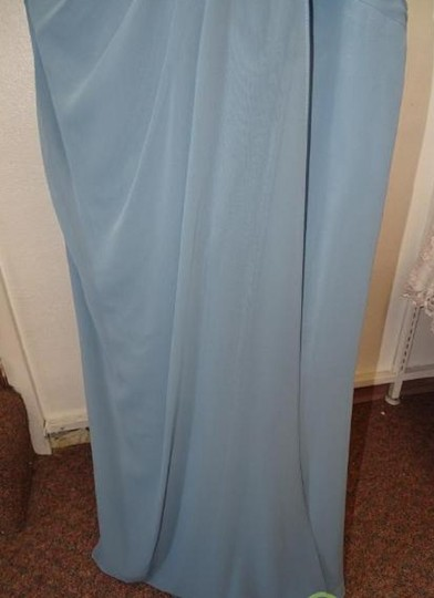 Alfred Angelo Once Upon A Time 7405 Traditional Bridesmaid/Mob Dress Size 14 (L) Image 2