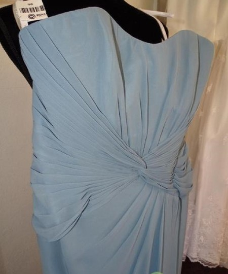 Alfred Angelo Once Upon A Time 7405 Traditional Bridesmaid/Mob Dress Size 14 (L) Image 4