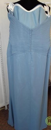 Alfred Angelo Once Upon A Time 7405 Traditional Bridesmaid/Mob Dress Size 14 (L) Image 5