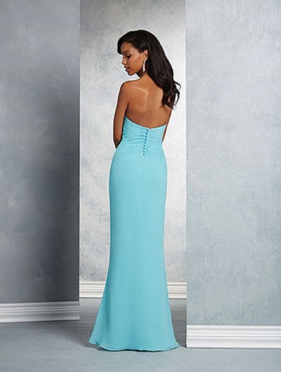 Alfred Angelo Once Upon A Time 7405 Traditional Bridesmaid/Mob Dress Size 14 (L) Image 9