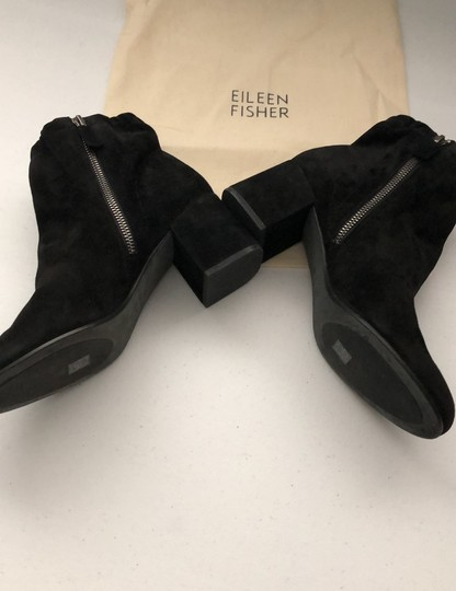 Eileen Fisher Black Boots Image 5
