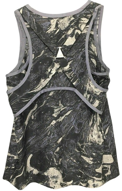 Preload https://img-static.tradesy.com/item/25553442/marc-by-marc-jacobs-strappy-back-metal-detail-marbled-silk-tank-topcami-size-4-s-0-1-650-650.jpg