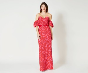 Sachin + Babi Gown Sequin Crepe Dress