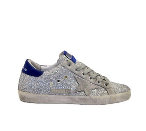 Golden Goose Deluxe Brand Sneakers G35ws590p18 Silver Athletic
