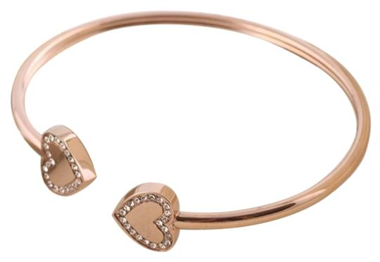 Michael Kors Rose Gold Open Heart