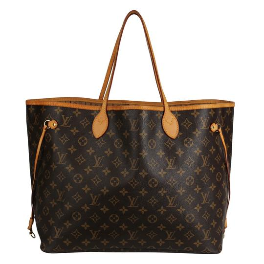 Preload https://img-static.tradesy.com/item/25555398/louis-vuitton-neverfull-gm-monogram-7465-browntan-coated-canvasleather-tote-0-0-540-540.jpg