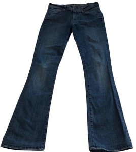 7 For All Mankind #flarejeans #bootcutjeans #summer Flare Leg Jeans-Medium Wash