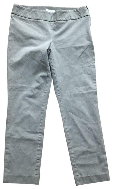 Item - Tan Zip Up The Capris Size 4 (S, 27)