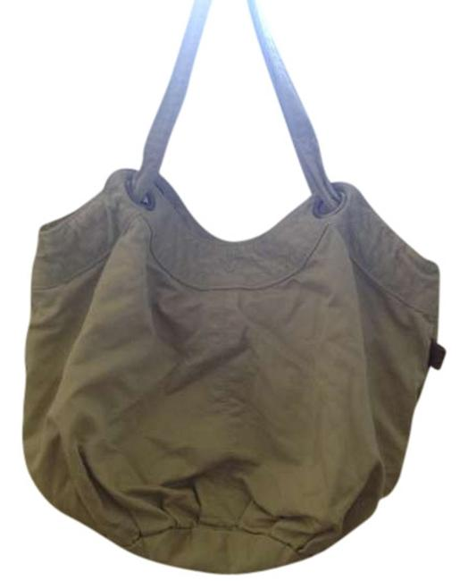 Item - Hobo Canvas Tan Cotton Tote