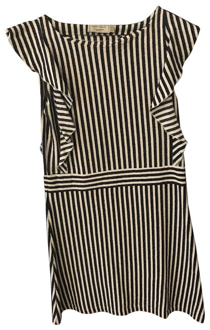Preload https://img-static.tradesy.com/item/25556149/maison-kitsune-navy-blue-and-white-striped-loop-mid-length-workoffice-dress-size-8-m-0-1-650-650.jpg