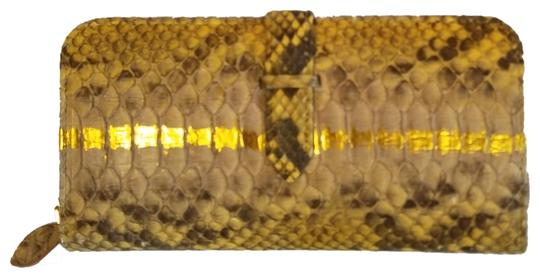 W. H. Petronela Brand new genuine python wallet Image 0