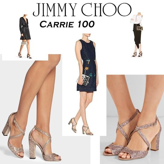 Jimmy Choo Blue Pumps Image 1