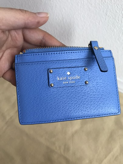 Kate Spade NWT adi grove street leather Credit card/ coin holder Image 1