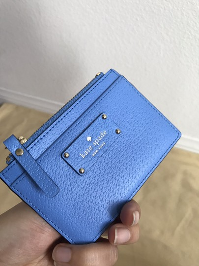 Kate Spade NWT adi grove street leather Credit card/ coin holder Image 2