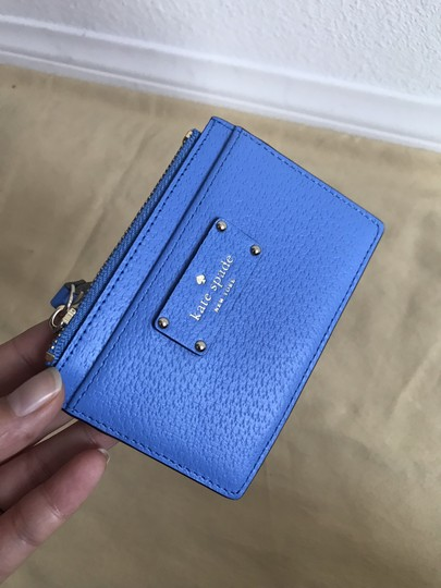Kate Spade NWT adi grove street leather Credit card/ coin holder Image 3