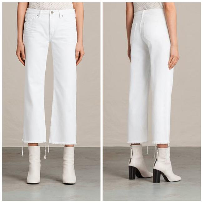 Preload https://img-static.tradesy.com/item/25556715/allsaints-white-belle-flared-crop-capricropped-jeans-size-24-0-xs-0-0-650-650.jpg