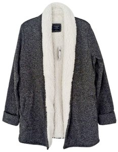 Abercrombie & Fitch Gray Jacket