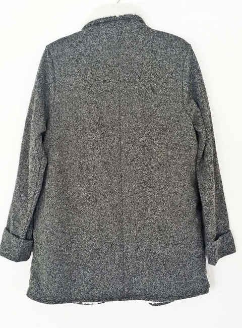 Abercrombie & Fitch Gray Jacket Image 1